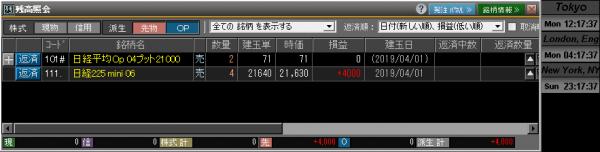 ■L70-h01-05日経225オプションポジション残高