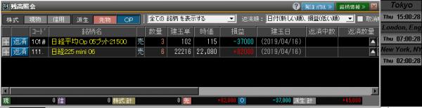 ■L71-h03-05日経225先物オプションポジション残高
