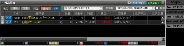 ■L70-h07-05日経225オプションポジション残高
