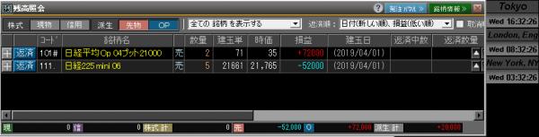 ■L70-h03-06日経225オプションポジション残高