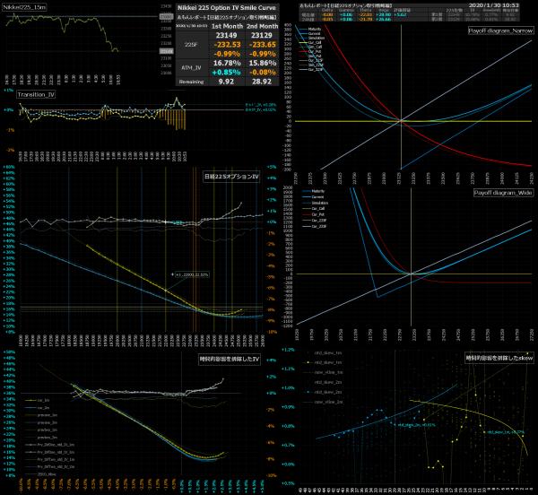 ■L114-h01-02日経225オプションIVスマイルカーブ/損益図ペイオフダイアグラム
