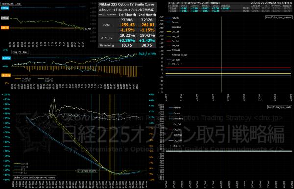 ■L172-h08-02IVスマイルカーブ/損益図ペイオフダイアグラム